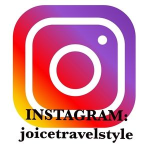 Follow me on Instagram: joicetravelstyle